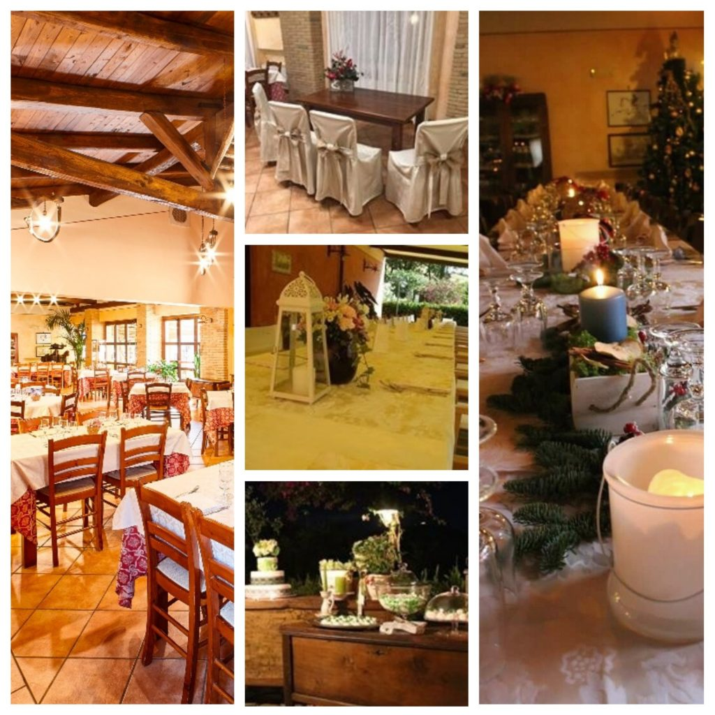 Events and weddings in South Italy