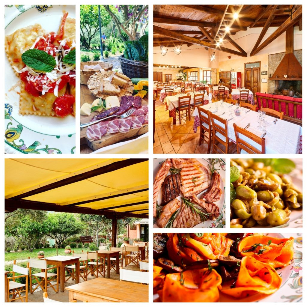 Organic restaurant – farm holiday in South Italy