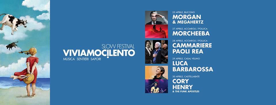 Offerta Slow Festival – Pacchetto Musica&Sapori in Cilento