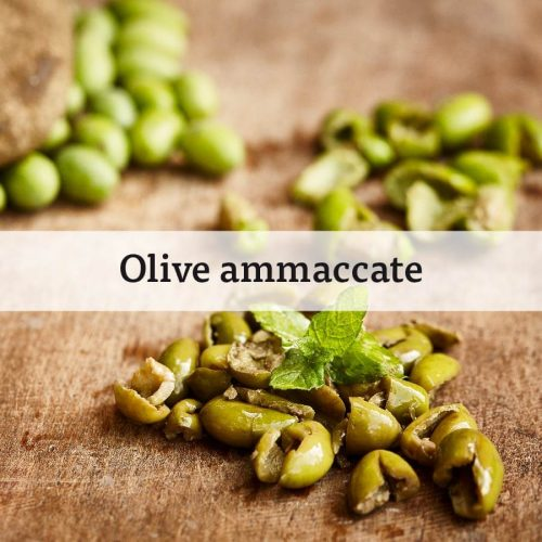 Olive ammaccate