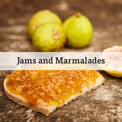 Jams and Marmalades