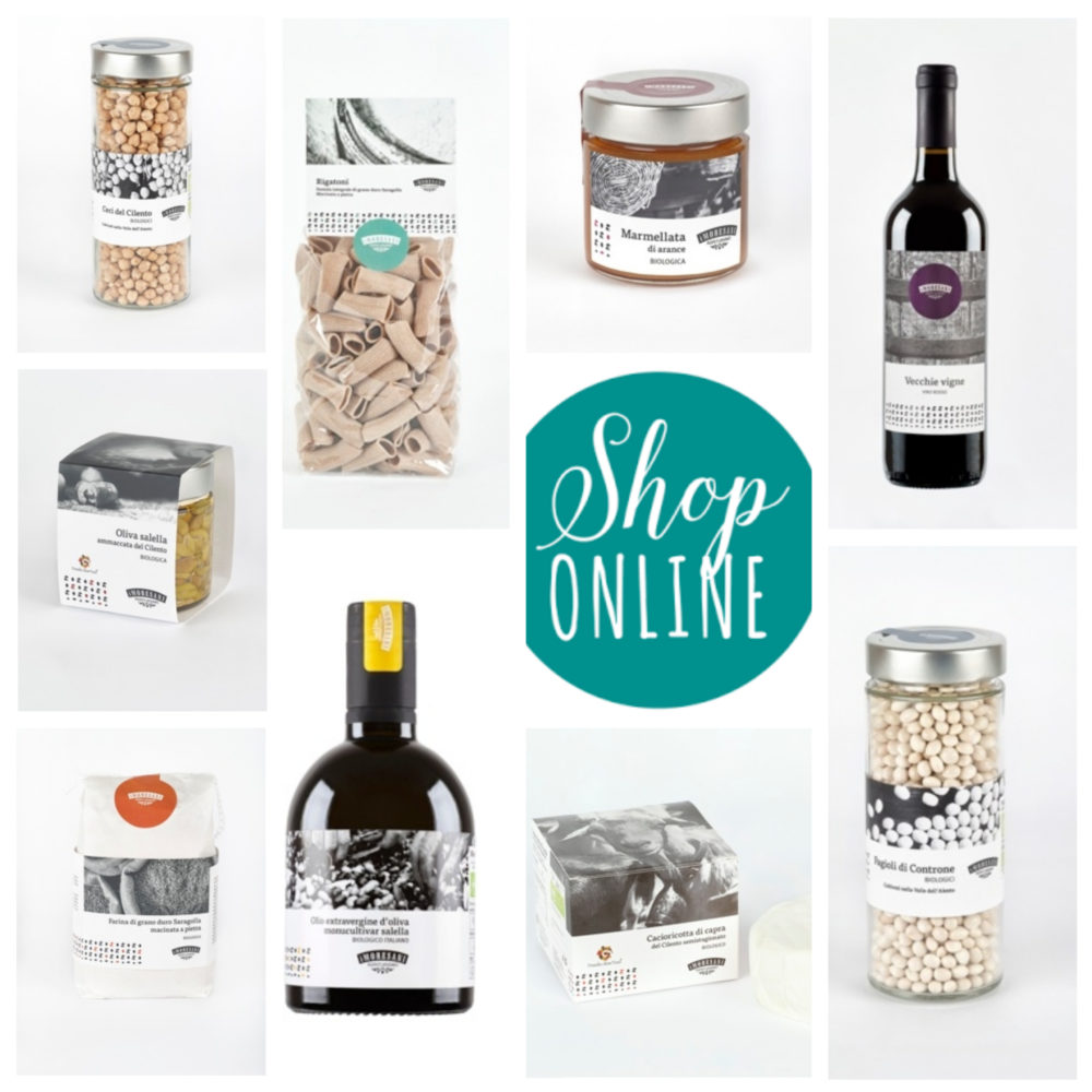 On Line Shop – Italian Hand Made Agricultural Organic products